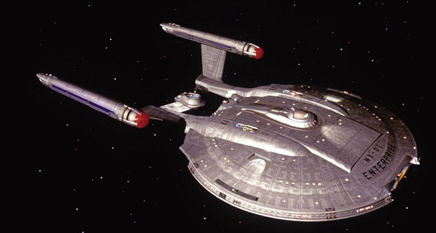 The USS Enterprise was one of the ships that featured in the Star Trek franchise.