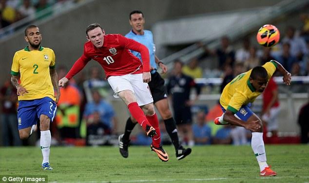 On his way? Wayne Rooney may yet join Higuain at Arsenal