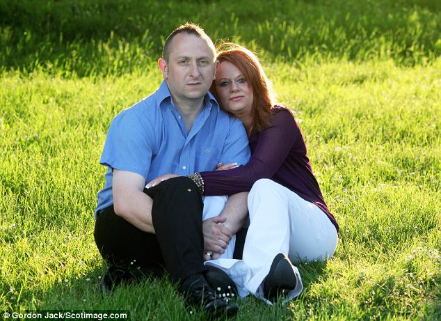 Duped: Raymond and Tanya Henderson, friends of Attridge's boyfriend who helped support her. They were forced to leave their home after she claimed they would be targeted by 'bad men' over the case