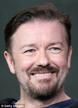 Self-professed atheist Ricky Gervais may or may not agree with the researchers' findings