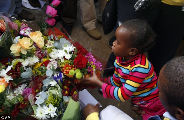 Splintered: Fears that Mandela's deteriorating health will lead to a surge in violence are growing