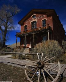 Abandoned Ghost Towns in Montana