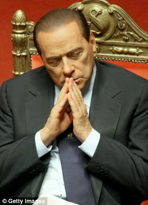 Form of expression: This gesture is commonly used by Silvio Berlusconi as a sign of disbelief