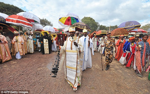 Bilderesultat for ethiopian church