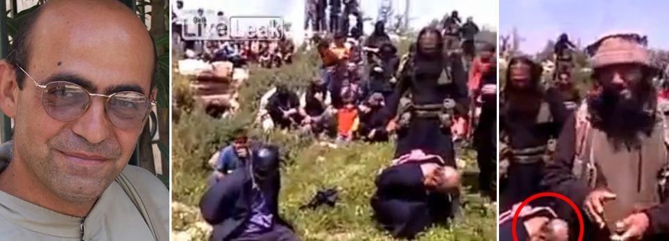 Syria Beheading