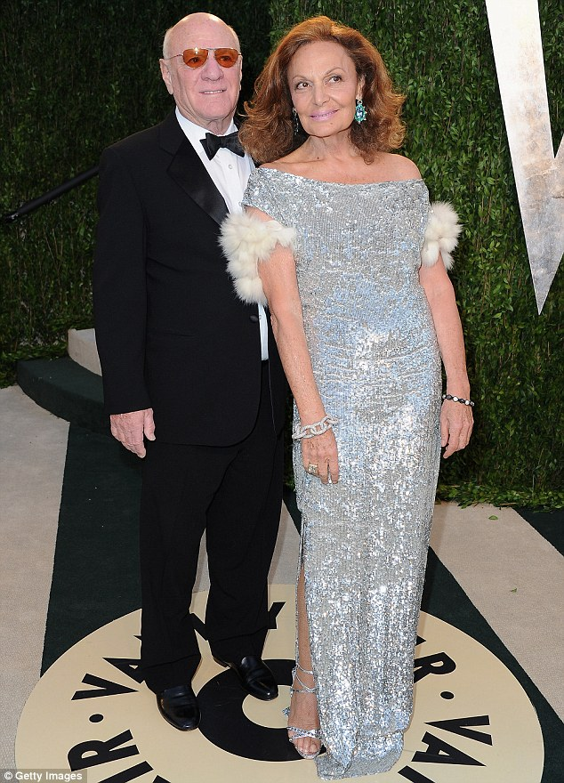 At Times Were Husband And Wife Diane Von Furstenberg
