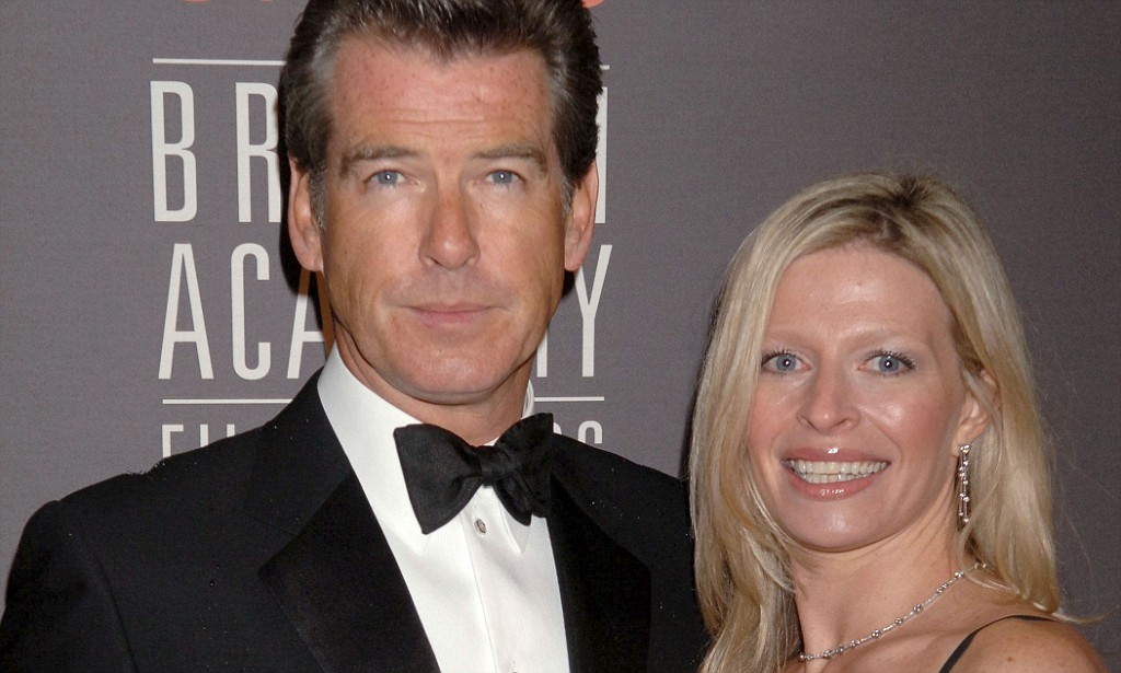 Pierce Brosnan's Daughter Charlotte 42 Loses Battle With