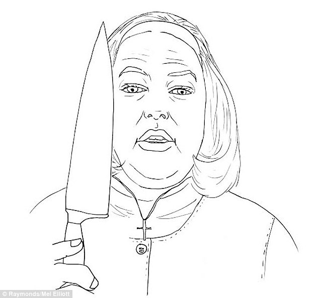 Fury as Tesco sells horror-themed colouring books 'for