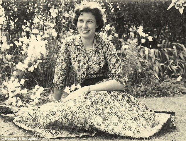 Respectable: Alex and Marcus's mother, around the age she was a debutante