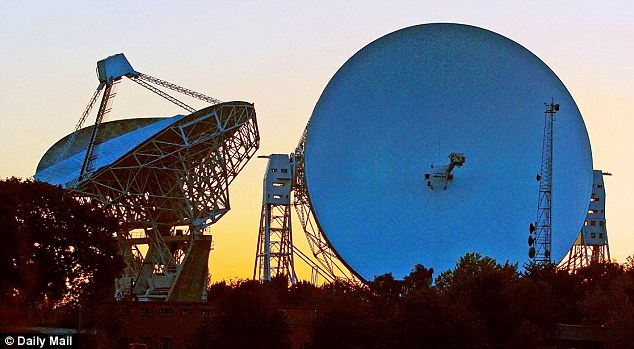 Scientists from 11 institutions, including the renowned Jodrell Bank observatory, have launched a network