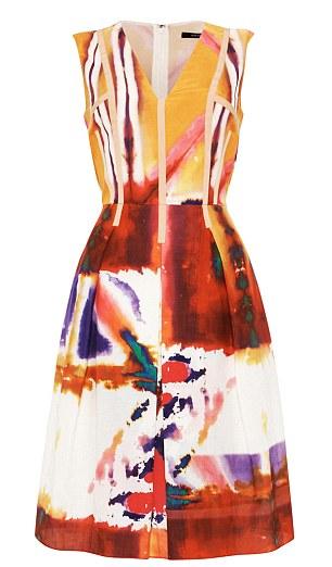 Rachel Roy print prom dress (fenwick.co.uk)