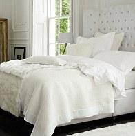 Belgravia quilt (whitecompany.co.uk)