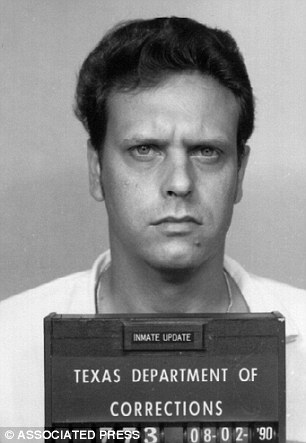 Denial: 'I want you to understand I speak the truth when I say I didn't kill your kids,' Texas inmate David Spence said in April 1997. 'Honestly I have not killed anyone'