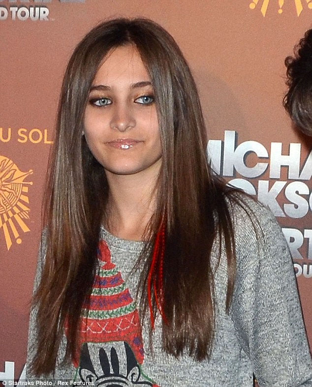 Still not recovered: Paris Jackson is said to be too fragile to return home following her June 5 suicide attempt and will be allegedly transferred to a boarding school for struggling children