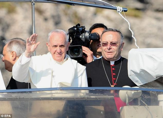 The visit to Lampedusa is designed to be sober in tone, in keeping with the pope's drive to get past the upheavals of recent years