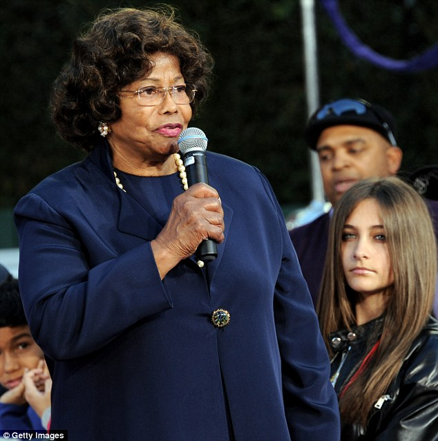 Michael Jackson's Mother Katherine Jackson (Pictured ) is suing AEG Live claiming claim AEG bosses could have prevented the star's death if they had heeded warning signs about his physical and mental condition