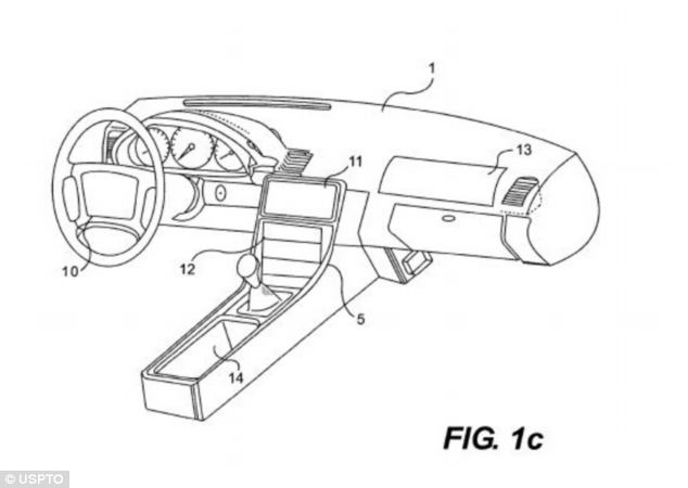 How Apple plans to turn car dashboards into giant