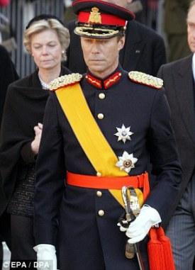 Grand Duke Henri of Luxembourg