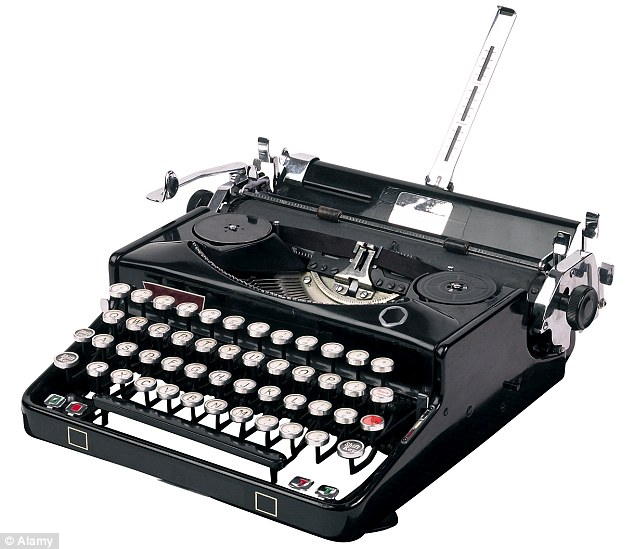 Untraceable: Using typewriters, the Kremlin hopes to put an end to confidential documents being leaked and its ministers being spied on