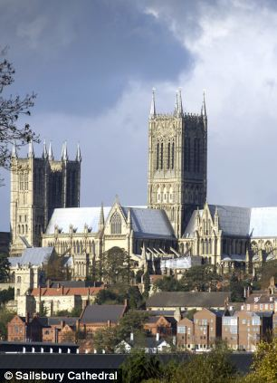 One copy of the Magna Carta is kept at Sailsbury Cathedral