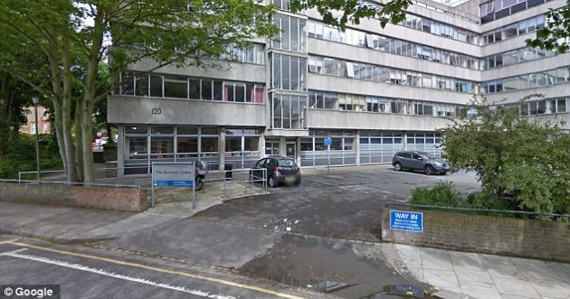 The proposed new location is to the rear of the Portman Clinic which is part of this hospital in north London