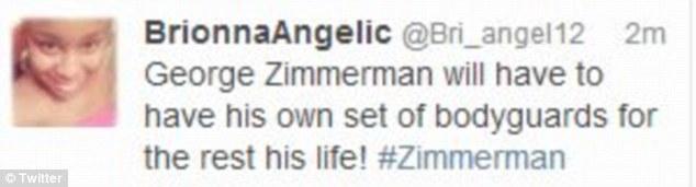 Zimmerman acquital