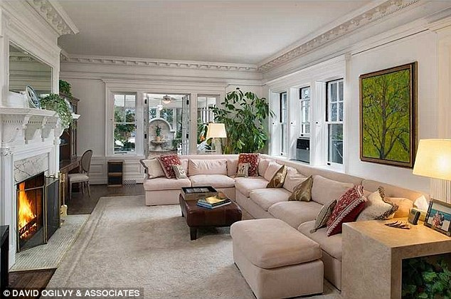 Re-decorating: Buyers should have enough money in reserve to bring in an interior designer to update the dated decor