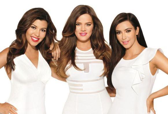 Image result for Kim, Khloe and Kourtney Kardashian