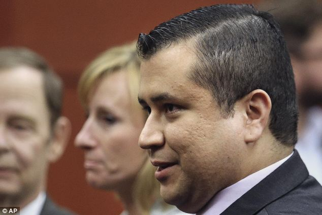 Sighs of relief: Jurors found George Zimmerman not guilty of second-degree murder in the 2012 fatal shooting of 17-year-old Trayvon Martin in Sanford, Florida