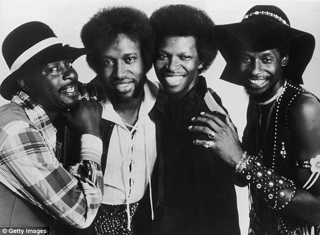 Portrait of American rock vocal group the Chambers Brothers, whose biggest hit was 'Time Has Come Today.' - circa 1967