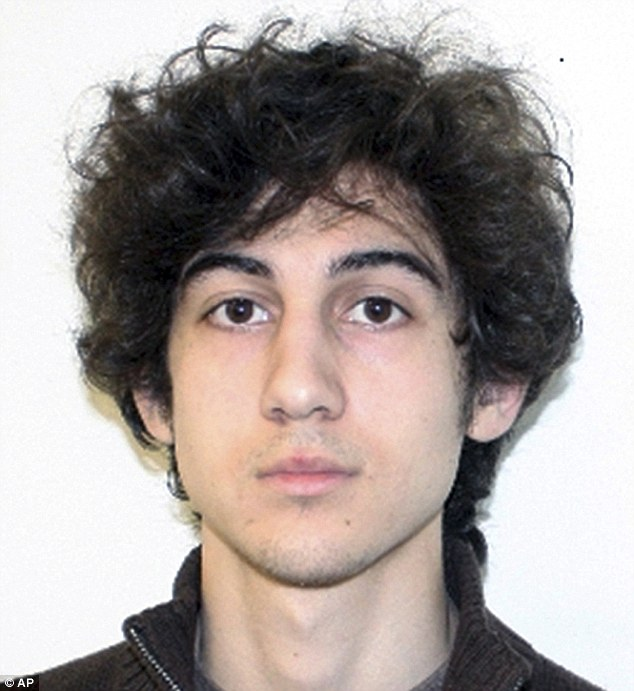 Baby face: Boston Marathon bombing suspect Dzhokhar Tsarnaev wants a second death penalty expert added to his taxpayer funded legal team