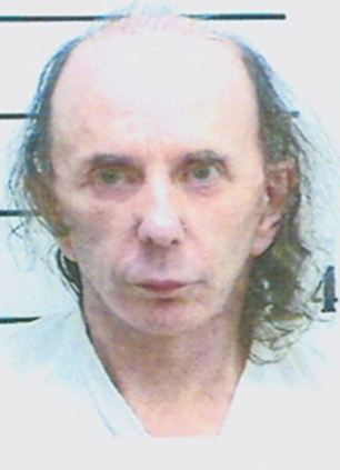 Image result for phil spector prison