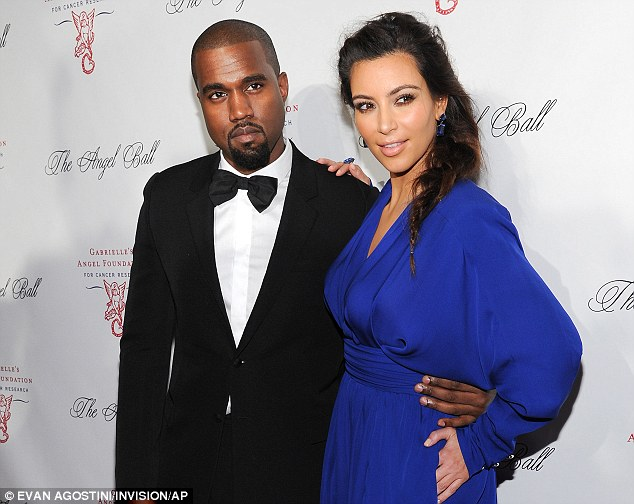 Revelation: Kim Kardashian has revealed in an interview that rapper beau Kanye West actually prefers her more natural look