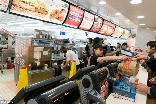 Opportunities: McDonald's is well known for employing people who have difficulty finding jobs elsewhere; but the company is notorious for the low salaries paid to workers. (Stock image, this is not the Story City branch)