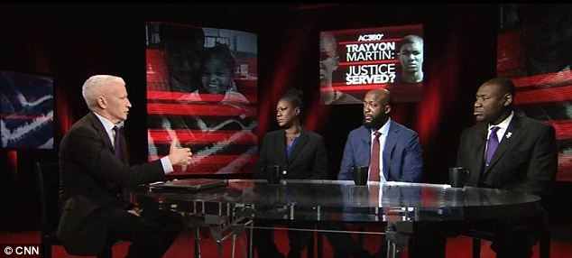Opening up: Thursday was the first time that Trayvon's parents talked about the trial, making a number of television appearances