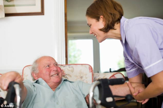 Carers Manual released to help the 6 million Britons
