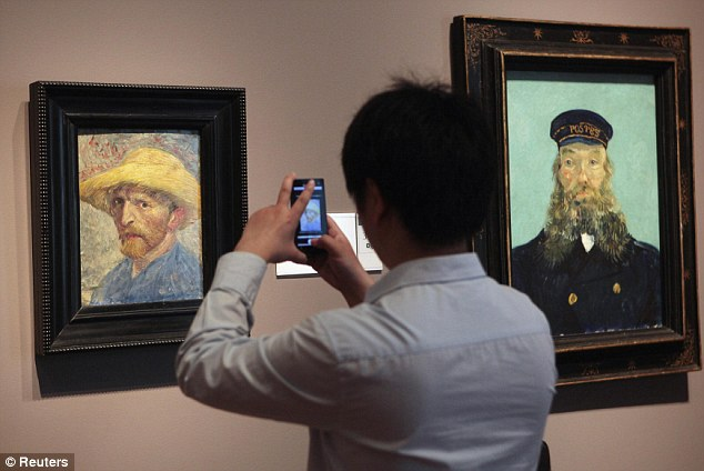 Two of the museum's most prized possessions include 'Self Portrait' and 'Portrait of the Postman Joseph Roulin' by Dutch impressionist painter Vincent van Gogh