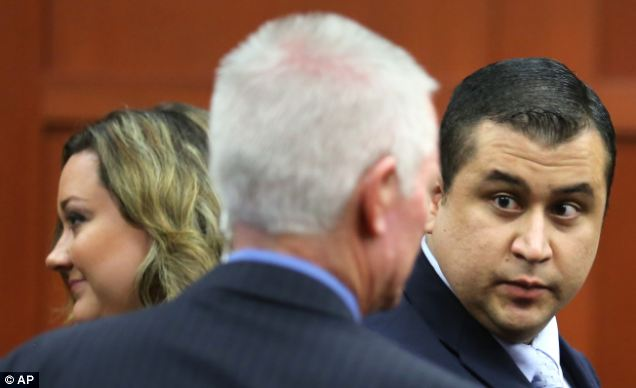 Misery loves company: George Zimmerman (R) is more than twice as popular as Congress, but he has a presidential companion in the disapproval department
