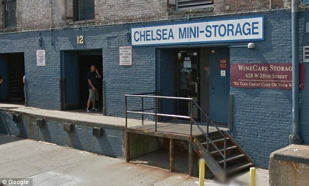 More than 27,000 cases of fine wine worth tens of millions of dollars have been locked inside WineCare Storage, located in the Chelsea neighborhood, since Hurricane Sandy swept through the northeast
