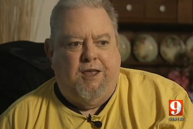 George Zimmermann, 78, says he is plagued by abusive calls and death threats from people who think he is George Zimmerman (with one 'n') who shot Trayvon Martin dead