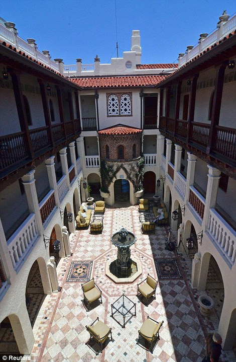 Versace mansion Yours for around 16m at auction an 80 reduction The temple to bad taste built by Versace in Miami where he was shot dead