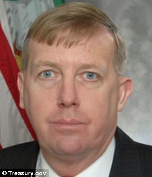 Deputy Inspector General David Holmgren