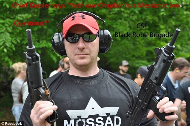 Chief of Police of One: Mark Kessler the one-man police force of tiny Gilberton has made a series of videos in which he advocates his support of the Second Amendment and made disparaging remarks about liberals