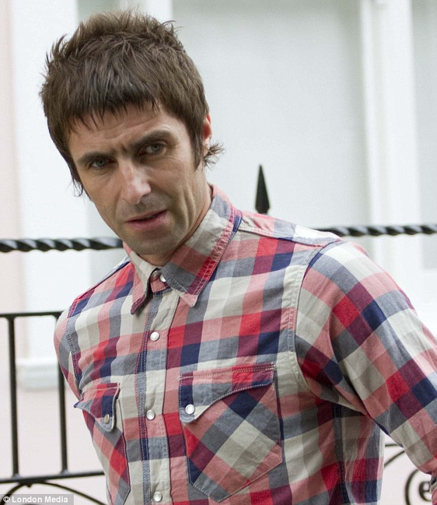 Liam Gallagher Puts Love Child Allegations To One Side As