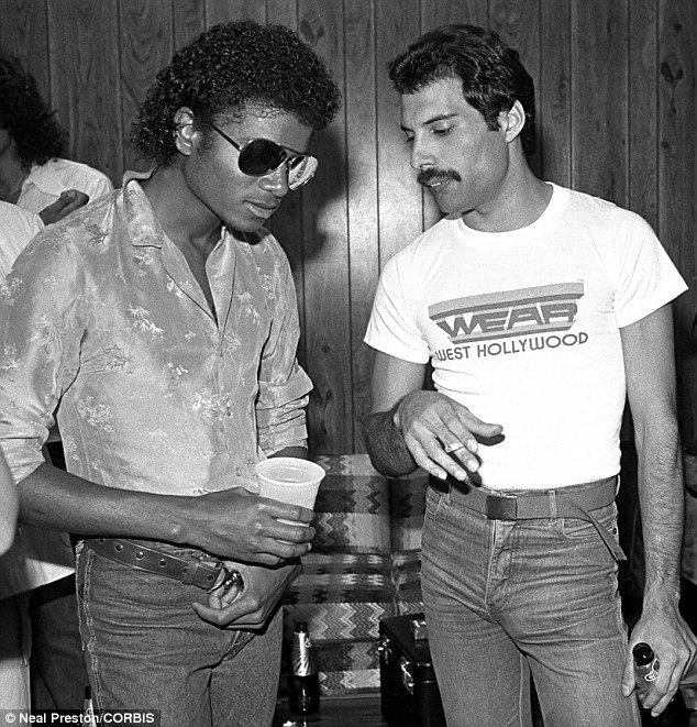 Showmen: Duets featuring Michael Jackson and Freddie Mercury are finally set to be officially released, three decades after they were recorded. The pair are pictured in 1980