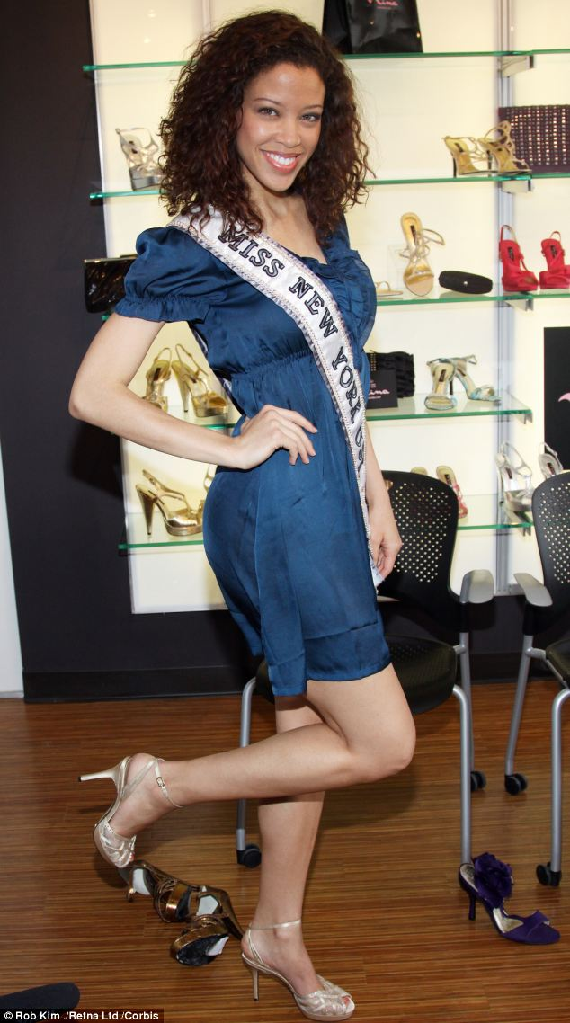 Ex Miss New York Davina Reeves Trades Big City Life For