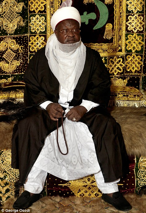 Alhaji Abdulmumini Kabir Usman is the current Emir of Kasina