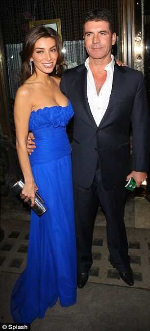 Real reason for the split? Reports claim Cowell's indiscretions with Lauren are what led to him and Mezhgan Hussainy calling off their engagement