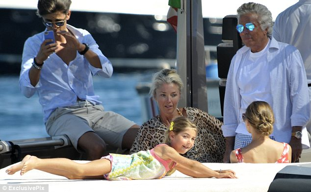 Olivia Palermo Spends The Day With Tamara Beckwith In