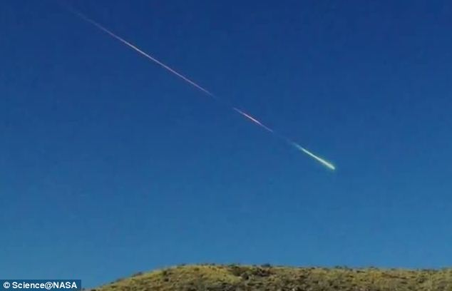 Bill Cooke, head of NASA's Meteoroid Environment Office, has been seeing Perseid fireballs since July 30, 2013